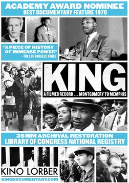 King: A Filmed Record...Montgomery To Memphis